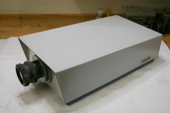 Caméra Vidéo noir et blanc HF EL8000 PHILIPS - Année 1961