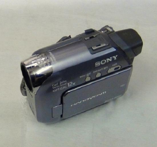 Camescope DCR-HC39E SONY - Année 2005