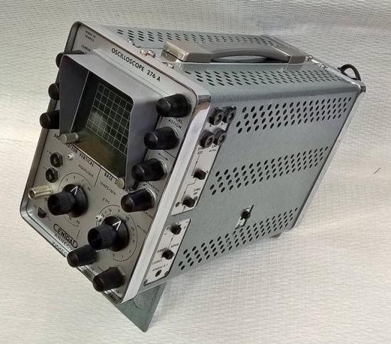 Oscilloscope 276A - CENTRAD - Année 1966