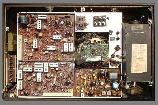 X26k151 Philips Châssis complet
