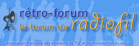 Rétro-Forum -- Le Forum de RadioFil